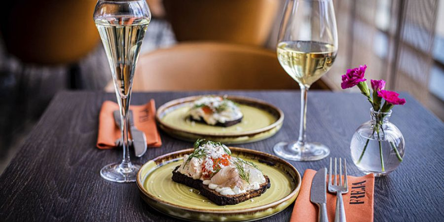 Ravintola Freja's Göran Åke -portions